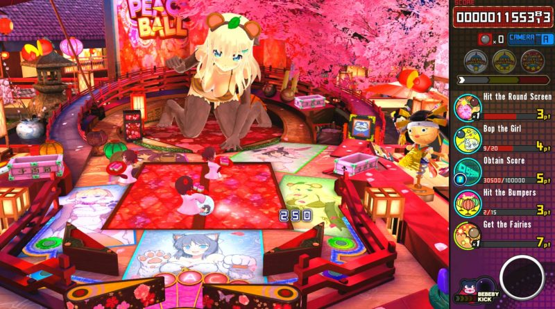 Senran Kagura: Peach Ball Nintendo Switch