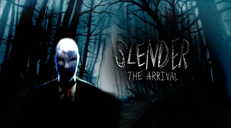 Slender: The Arrival Nintendo Switch