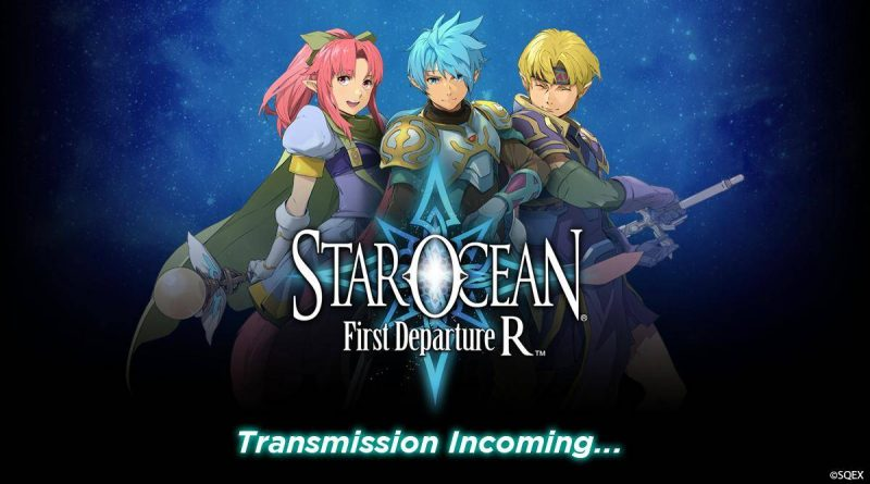 Star Ocean: First Departure R Switch PS4