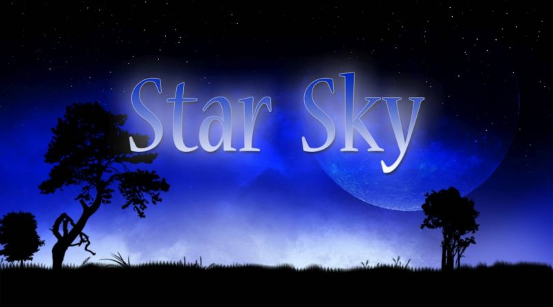 Star Sky Nintendo Switch