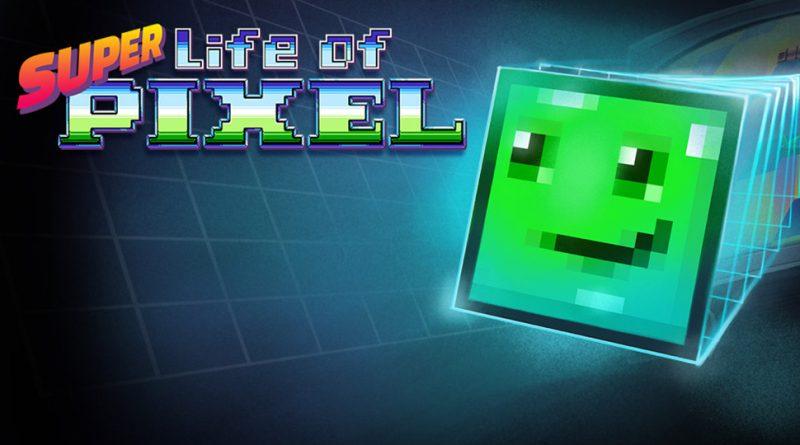 Super Life of Pixel Nintendo Switch