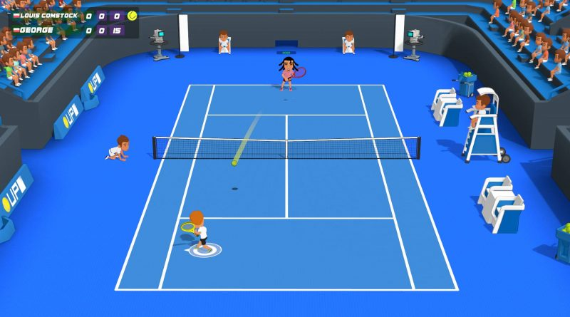 Super Tennis Blast Nintendo Switch