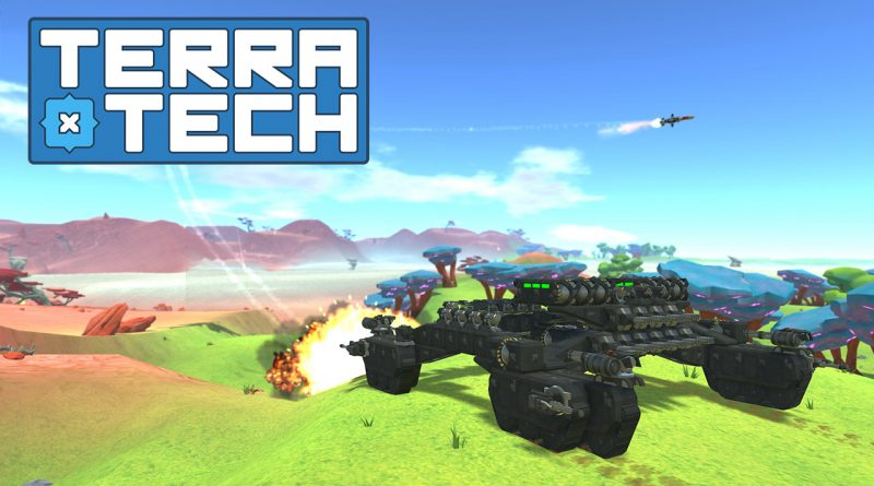 TerraTech Nintendo Switch