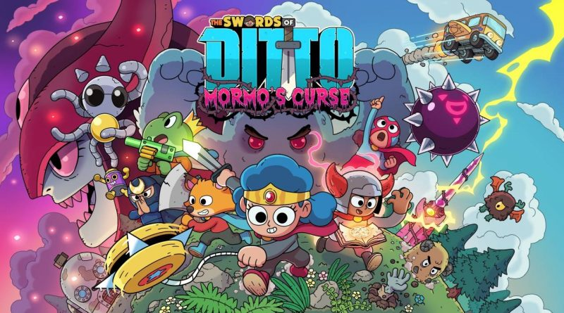 The Swords of Ditto: Mormo's Curse Nintendo Switch