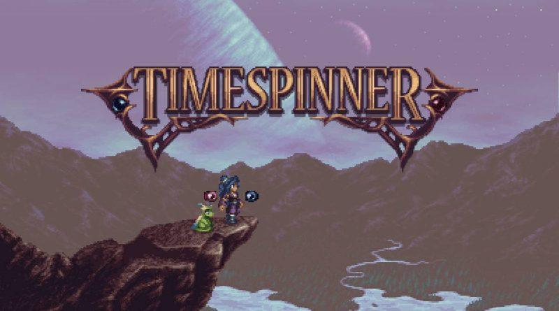 Timespinner Nintendo Switch