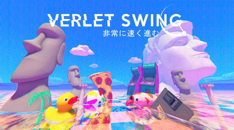 Verlet Swing Nintendo Switch