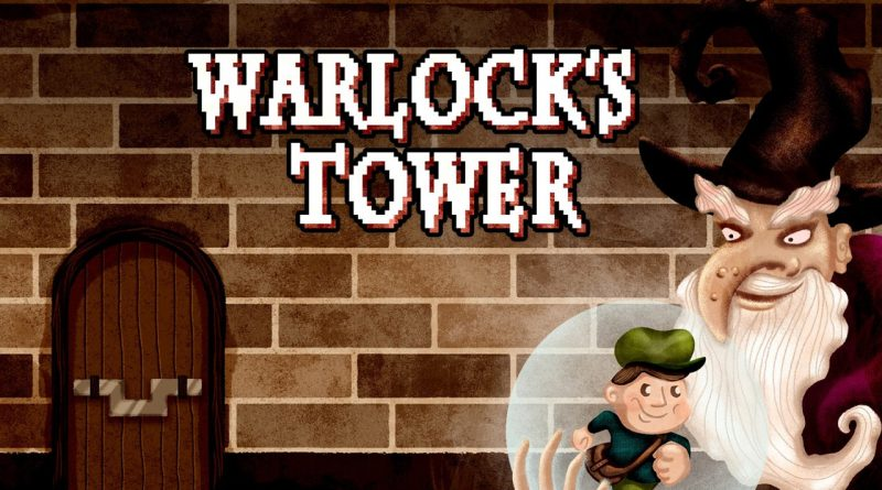 Warlock's Tower PS Vita PS4 Switch
