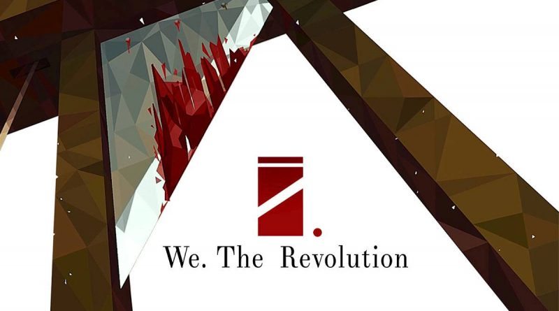 We. The Revolution Nintendo Switch