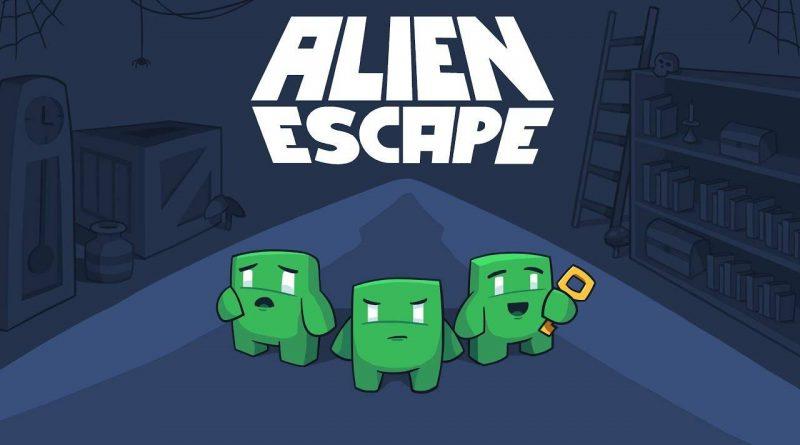 Alien Escape Nintendo Switch