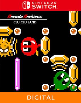 Arcade Archives Clu Clu Land
