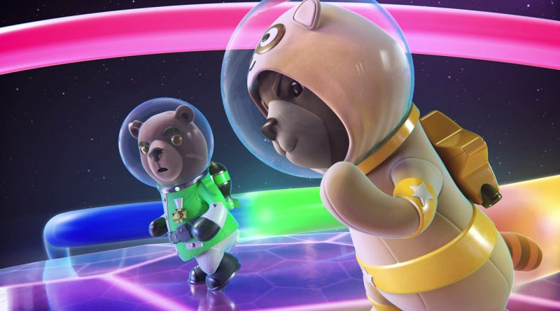 Astro Bears Nintendo Switch