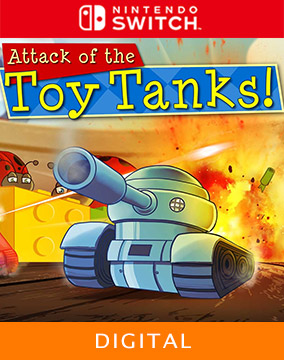 Attack of the Toy Tanks