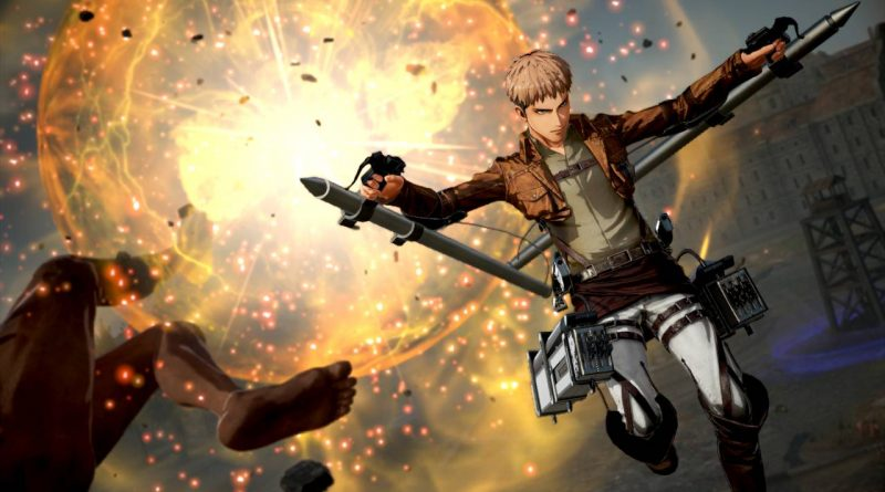 Attack on Titan 2: Final Battle Nintendo Switch PS4 XBox One