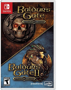 The Baldur's Gate: Enhanced Edition Pack