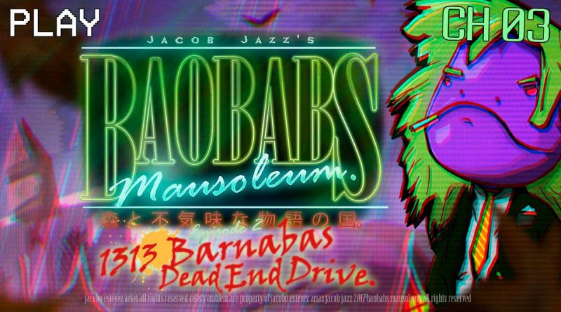 Baobabs Mausoleum Ep.2: 1313 Barnabas Dead End Drive Nintendo Switch