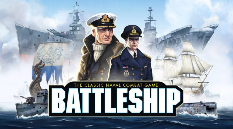 Battleship Nintendo Switch