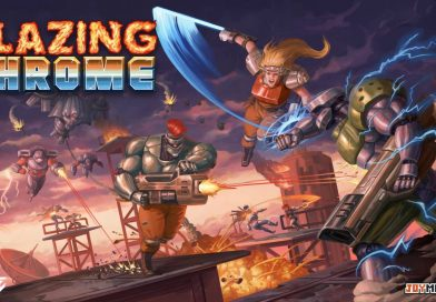 Blazing Chrome Launches For Nintendo Switch On July 11