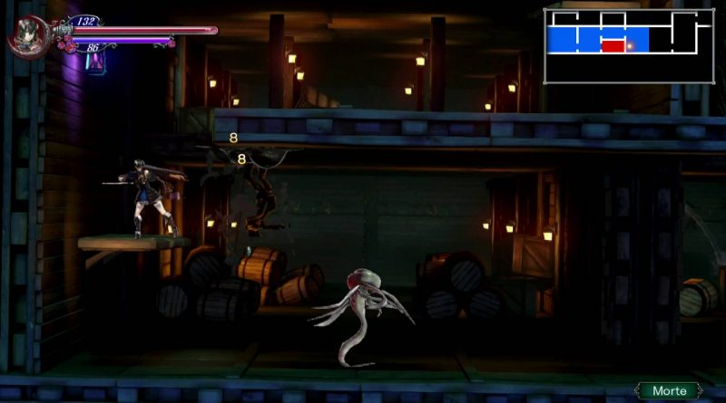 Bloodstained: Ritual of the Night Nintendo Switch