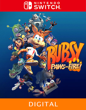 Bubsy: Paws on Fire