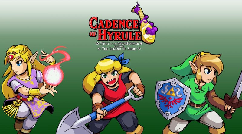 Cadence of Hyrule - Crypt of the NecroDancer Featuring the Legend of Zelda Nintendo Switch