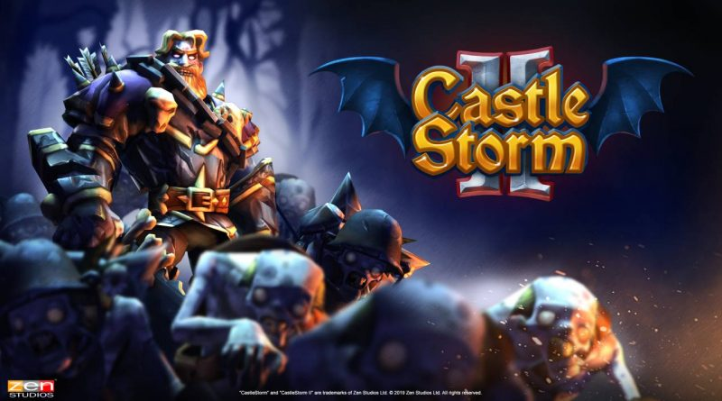 CastleStorm II Nintendo Switch