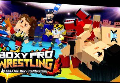 Chiki-Chiki Boxy Pro Wrestling Lands On Nintendo Switch On June 27