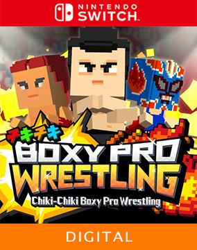 Chiki-Chiki Boxy Pro Wrestling