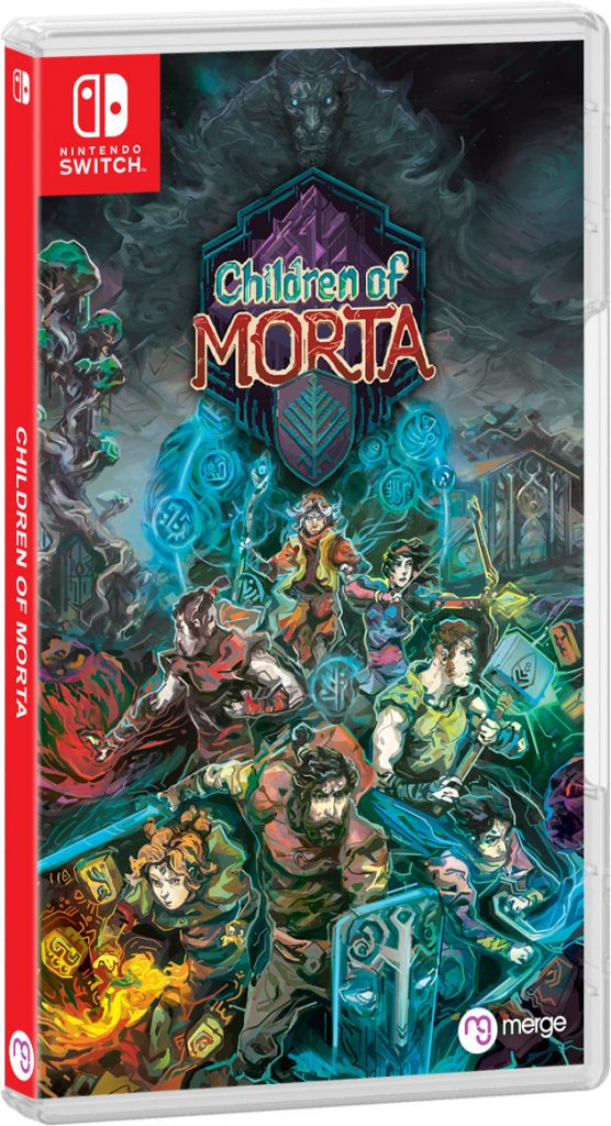 Children of Morta Nintendo Switch