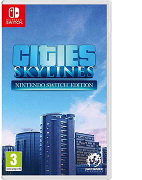 Cities: Skylines - Nintendo Switch Edition