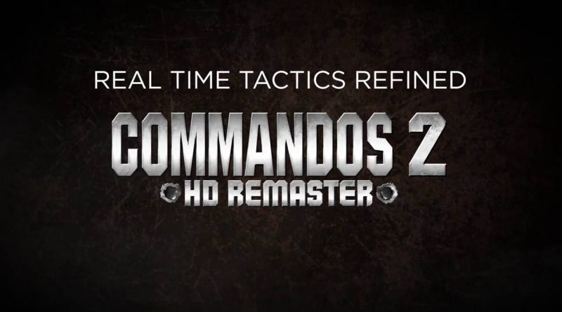 Commandos 2 HD Remaster Nintendo Switch
