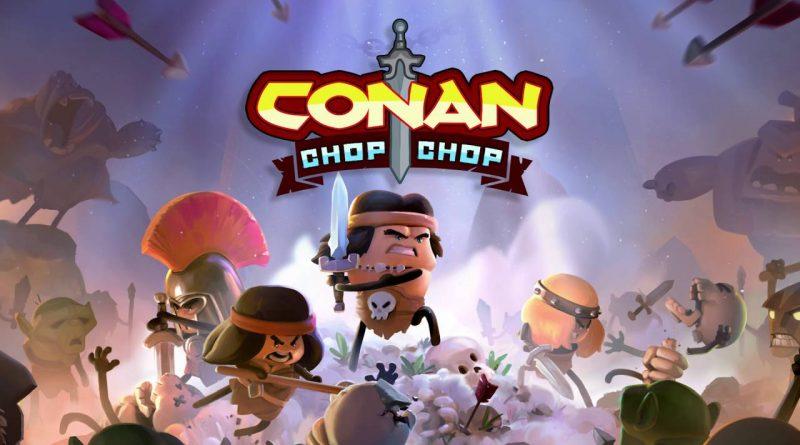 Conan Chop Chop Nintendo Switch