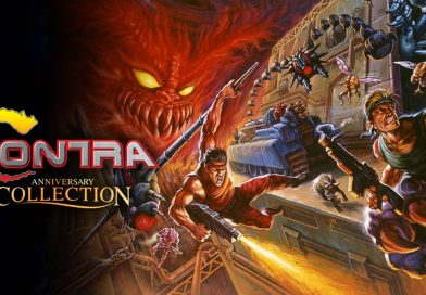Contra Anniversary Collection Available Now For Nintendo Switch