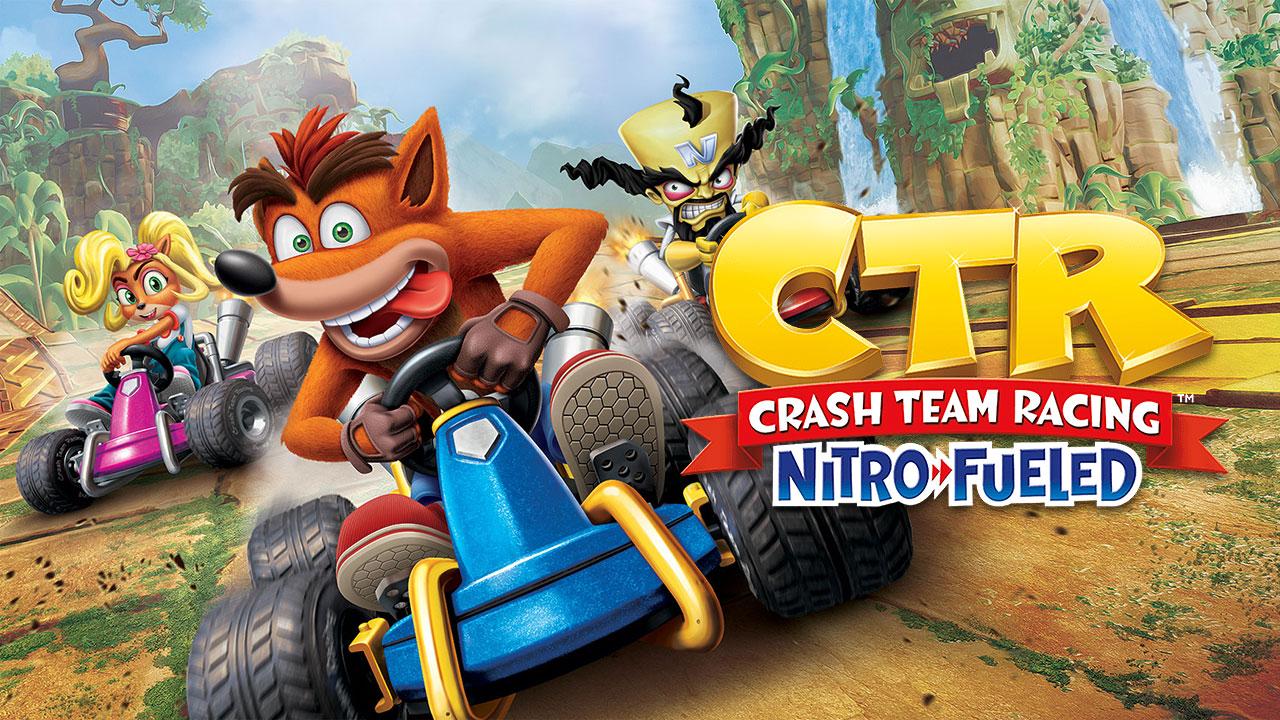 crash team racing nitro-fueled torrent