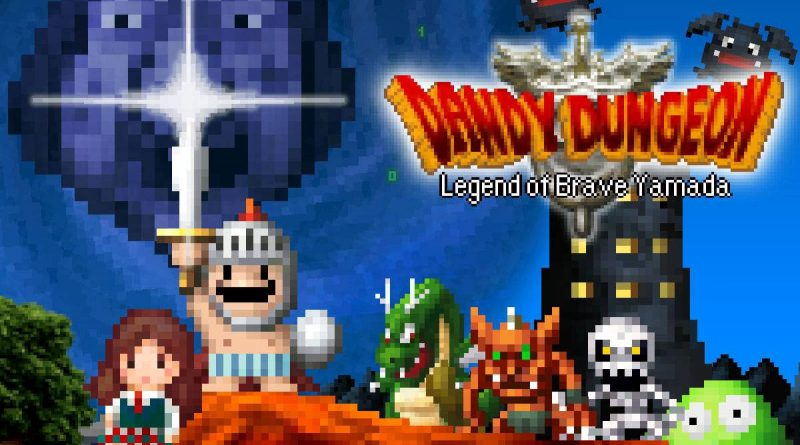 Dandy Dungeon: Legend of Brave Yamada Nintendo Switch