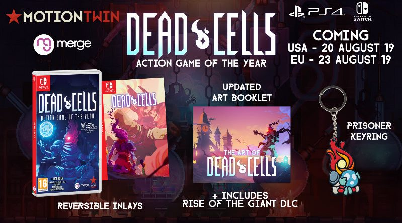 "Dead Cells ""Action Game of the Year"" Edition Nintendo Switch"
