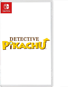 Detective Pikachu for Nintendo Switch