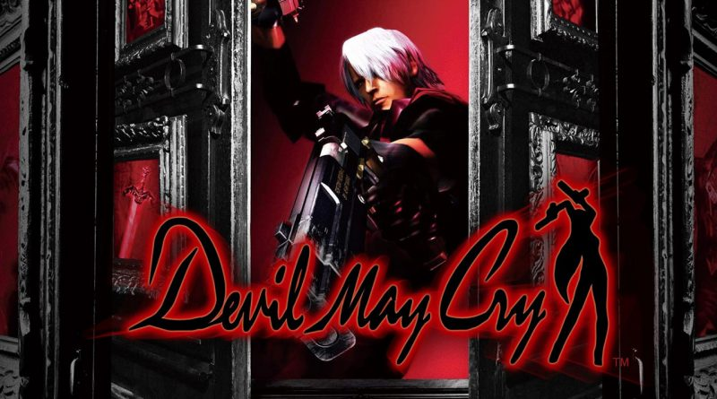 Devil May Cry Out Now On Nintendo Switch