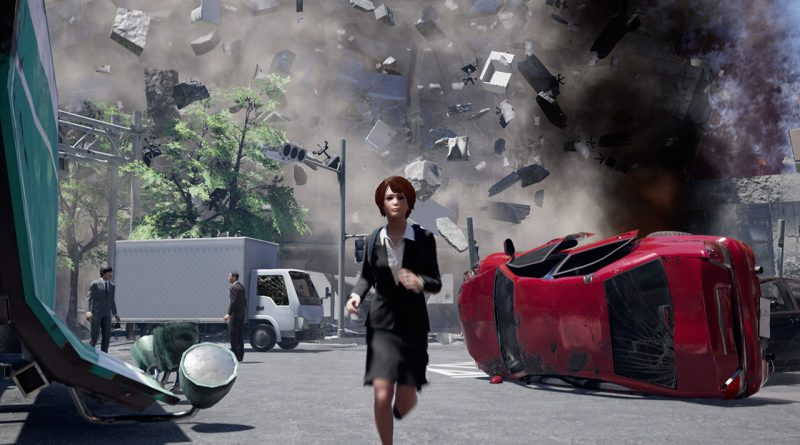 Disaster Report 4: Summer Memories Switch PS4