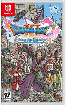 Dragon Quest XI S: Echoes of an Elusive Age: Definitive Edition