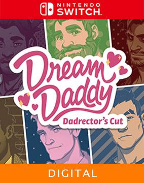 Dream Daddy: A Dad Dating Simulator