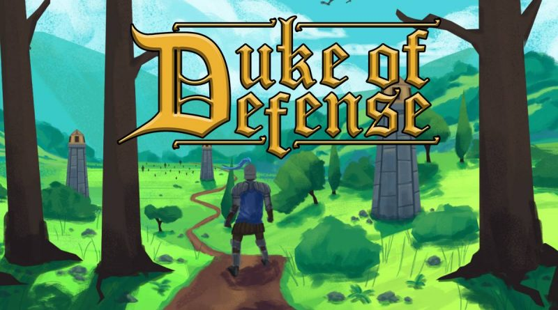 Duke of Defense Nintendo Switch