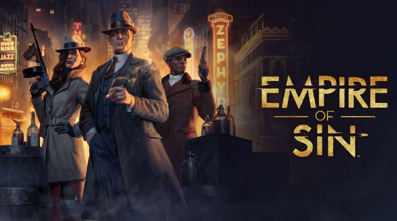 Empire of Sin Nintendo Switch