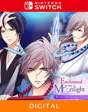 Enchanted in the Moonlight - Kiryu, Chikage & Yukinojo -