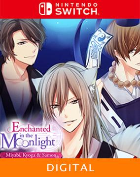 Enchanted in the Moonlight - Miyabi, Kyoga & Samon -