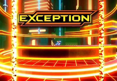 Rotating Action Platformer Exception Coming To Nintendo Switch This Summer