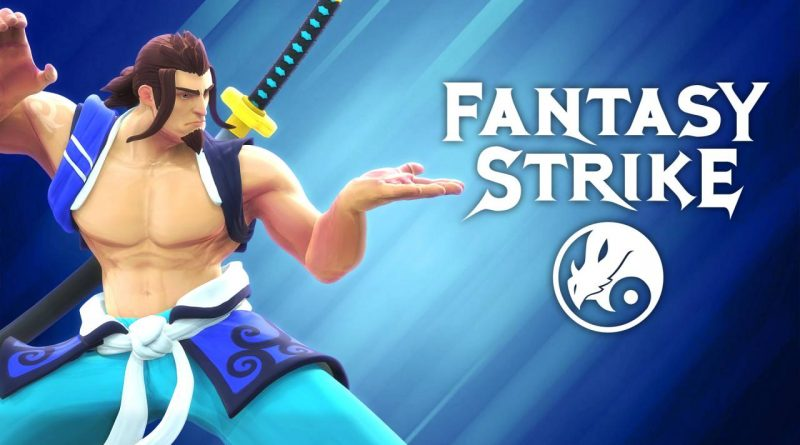 Fantasy Strike Nintendo Switch