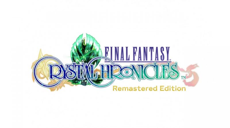 Final Fantasy: Crystal Chronicles Remastered Edition Nintendo Switch