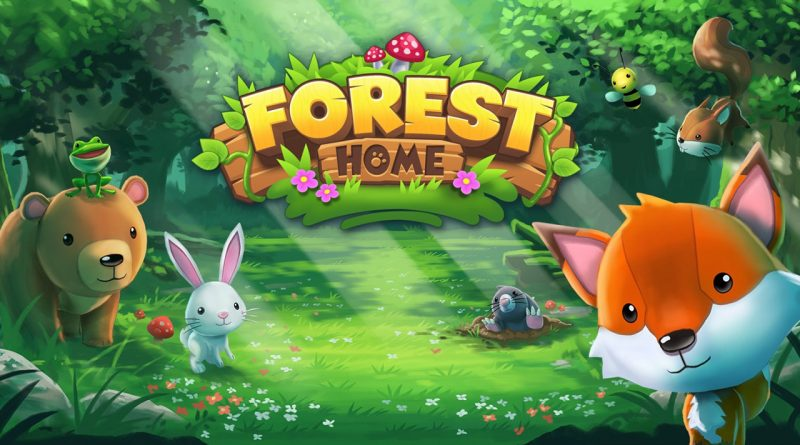 Forest Home Nintendo Switch