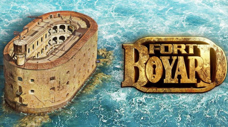 Fort Boyard Nintendo Switch