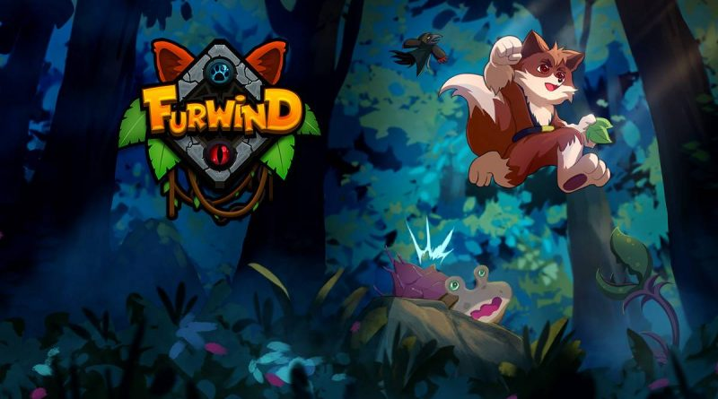 Furwind PS Vita PS4 Switch